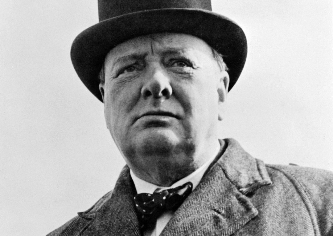 sir winston churchill,british,prime minister,politician,world war ii,leader,great,historian,writer,artist,nobel prize in literature,iron curtain, DON CHARISMA