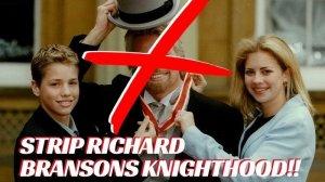 Richard Branson, DON CHARISMA