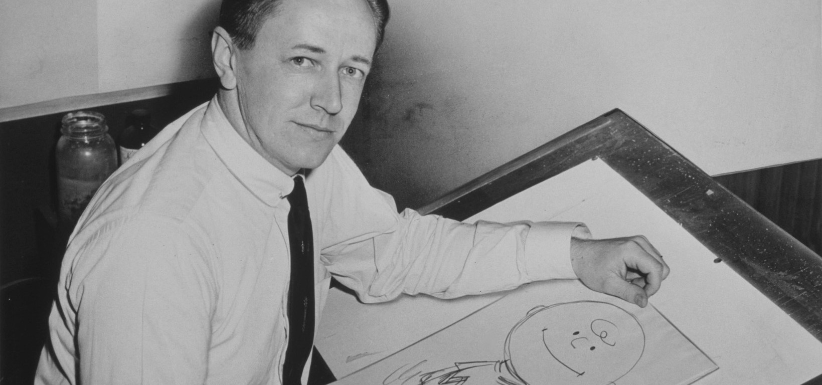 Charles M. Schulz, DON CHARISMA