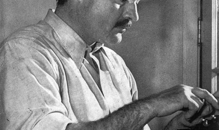 Ernest Hemingway, DON CHARISMA