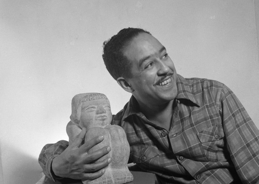 Langston Hughes, DON CHARISMA