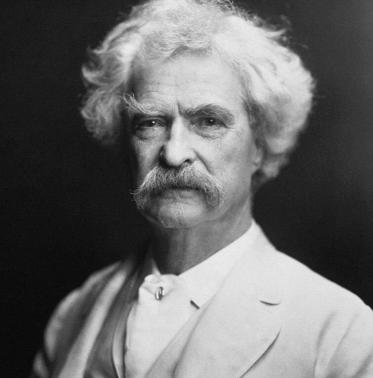 Mark Twain by AF Bradley, DON CHARISMA