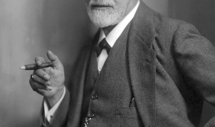 Sigmund Freud by Max Halberstadt, DON CHARISMA