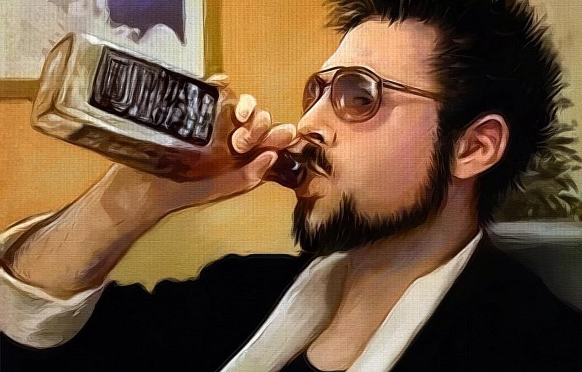The Critical Drinker, YouTube, Avatar